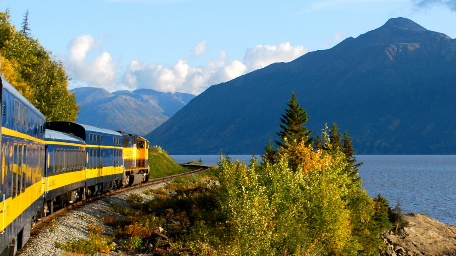 Things to do in Anchorage - Alaska Railroad