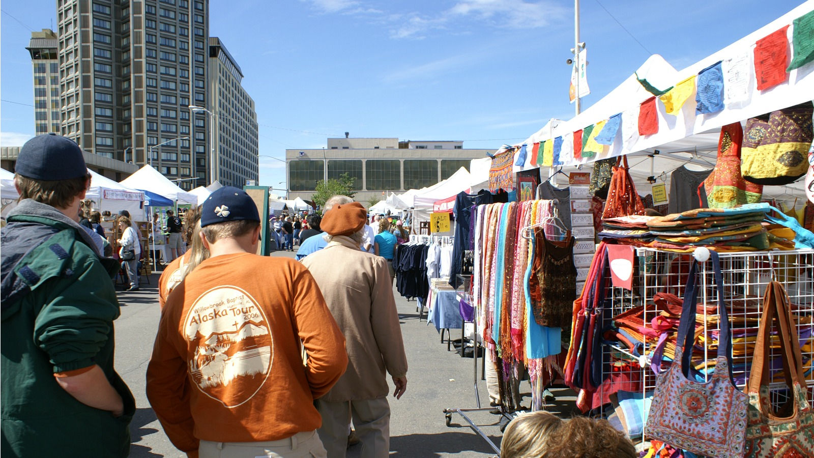 Things to do in Anchorage - Market & Festival