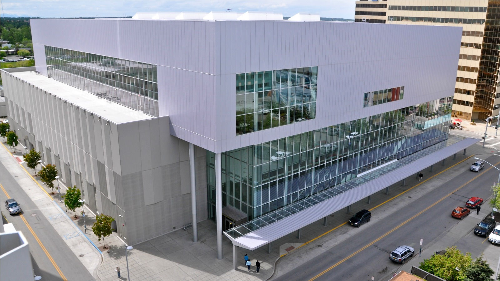 Things to do in Anchorage - Dena'ina Civic Convention Center
