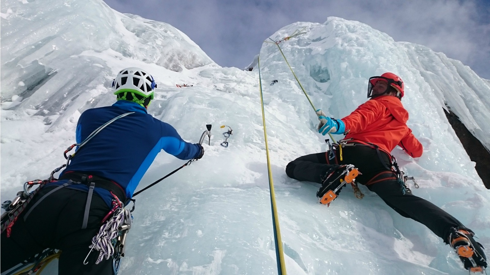 Things to do in Alaska - Ice Climbing