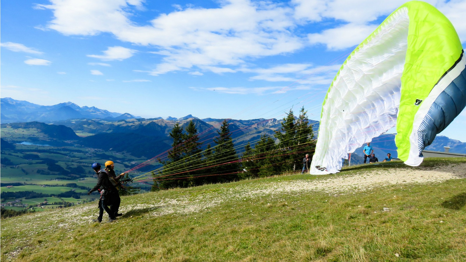 Things to do in Alaska - Paragliding