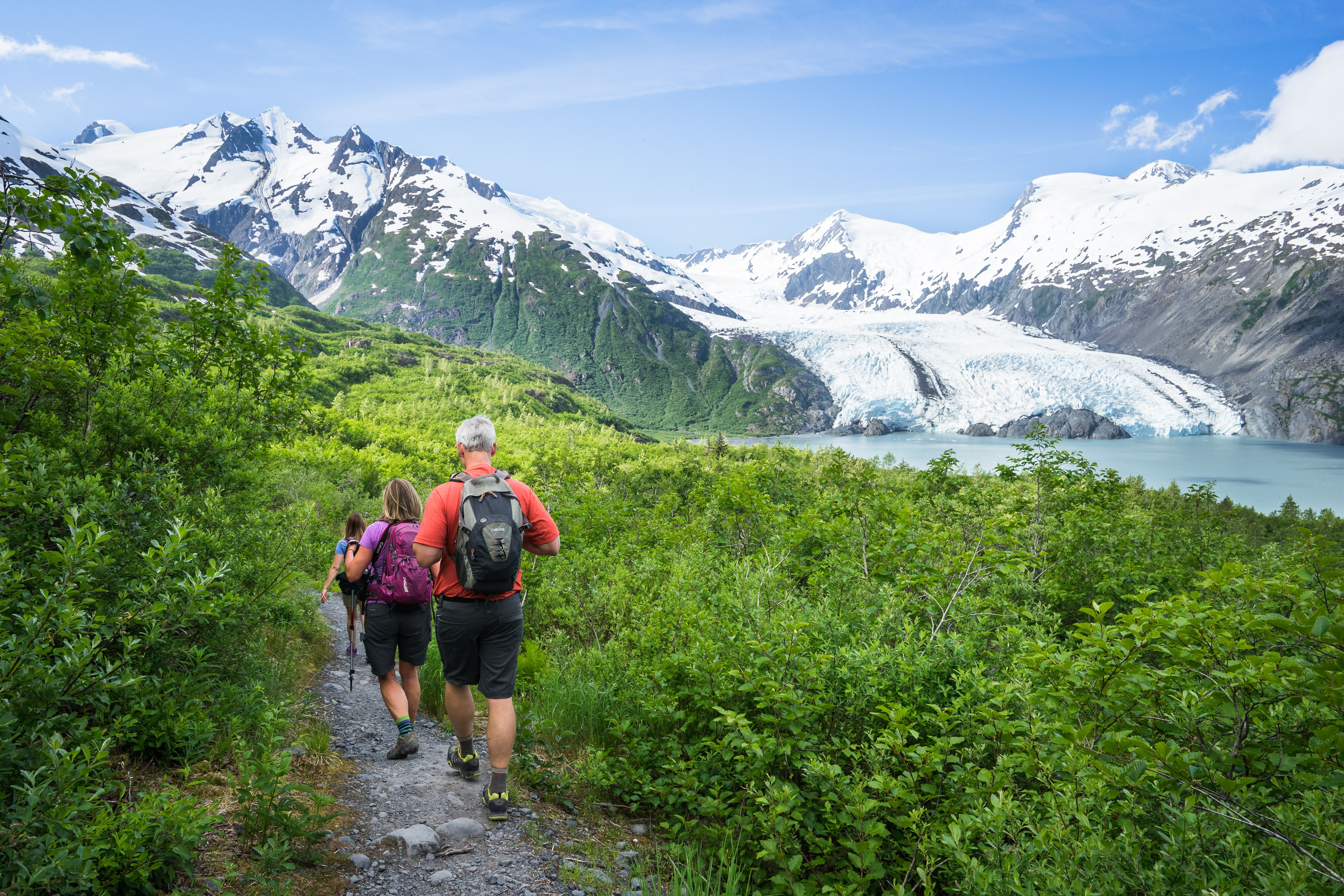 Things to do in Alaska - Hiking